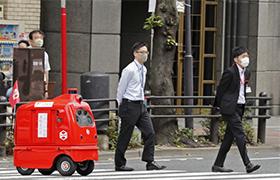 疫情下的重磅利器:日本邮政推出自动驾驶邮件投递万博体育登录网页版