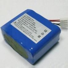 生产 定制 南京环保仪器专用圆柱锂电池组