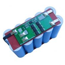 电池组加工 4并3串 11.1v 12V大电流 10400毫安时大功率18650电池