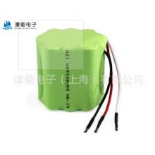 12V 800MAH 镍氢电池 医疗器械后备电源 工业电池