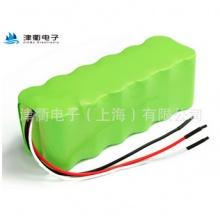 14.4V 3500MAH 大容量镍氢电池 工业仪器电池