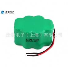 12V 650MAH 镍氢电池 工业仪器后备电源