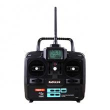 乐迪2.4G六通道遥控器直升机配机版(配陀螺仪)