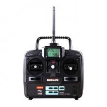 乐迪2.4G六通道遥控器直升机配机版