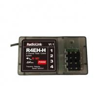 乐迪Radiolink R4EH-H 4-CH 2.4G FHSS 接收机