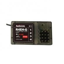 乐迪Radiolink R4EH-G 4-CH 2.4G FHSS 接收机