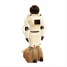 ZNJ-宇航员迎宾导览智能万博体育登录网页版